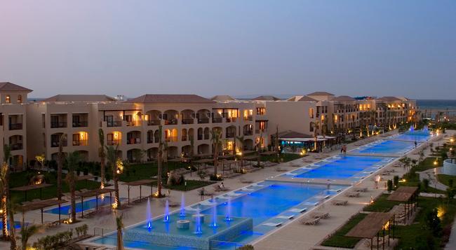 ジャズ アクアマリン リゾート - フルガダ - 屋外の景色