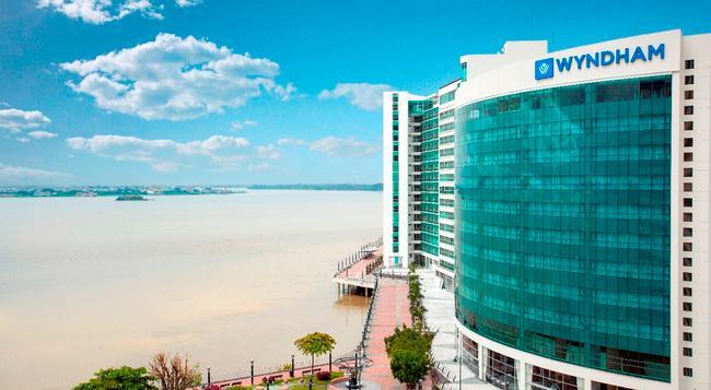 Wyndham Guayaquil - グアヤキル - 建物