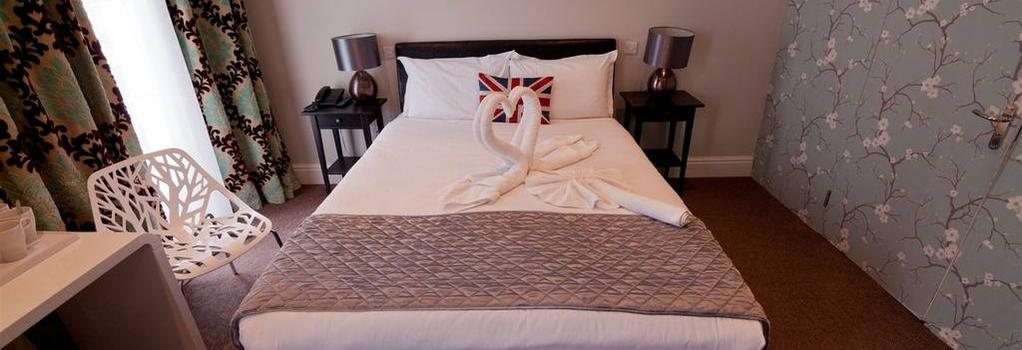 MStay 27 パディントン ホテル - ロンドン - 寝室