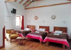 Casa San Pedro - クスコ - 寝室