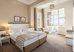 ホテル シュトランドシュロスヒェン - リューベック - 寝室