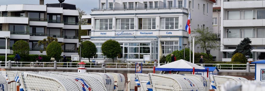 ホテル シュトランドシュロスヒェン - リューベック - 建物