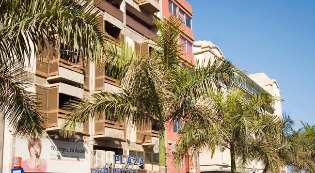 Hotel Adonis Plaza - サンタクルス・デ・テネリフェ - 建物