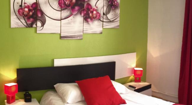 L'Hôtel du Cirque - Troyes - 寝室
