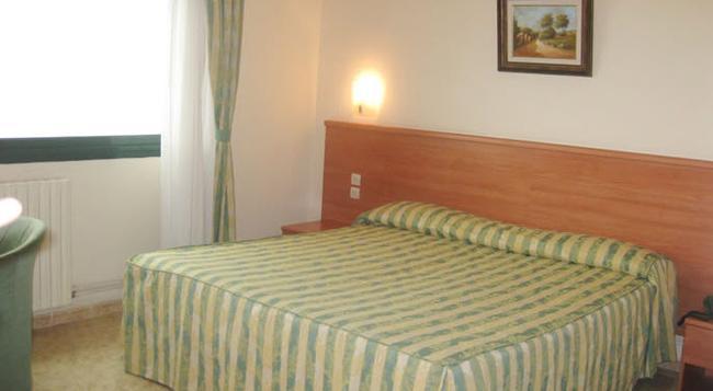 Hôtel Hammamet Alger - アルジェ - 寝室