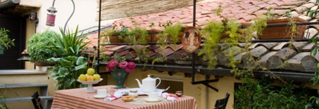 ドムス フラッティーナ - ローマ - レストラン