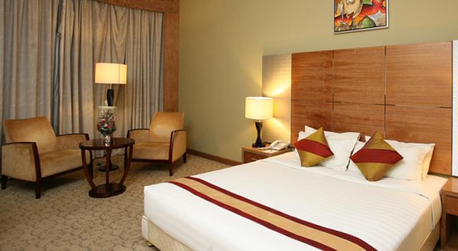Rose View Hotel - Sylhet - 寝室