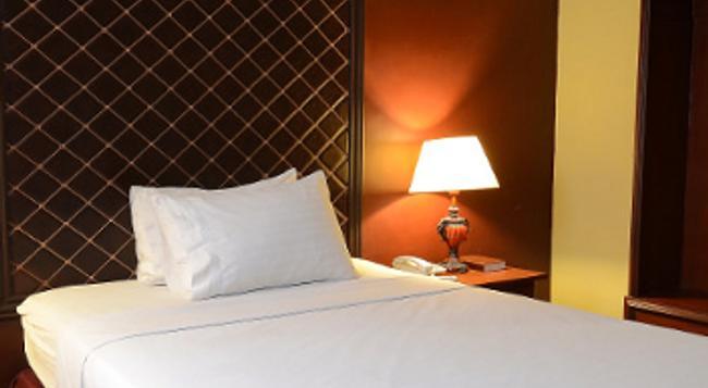 Hotel San Marco - General Santos - 寝室