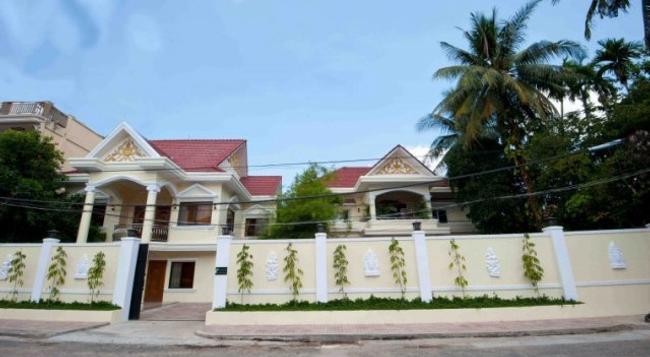 Villa Karma Kula - Phnom Penh - 建物