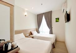 ジ エクスプローラー ホテル - マラッカ - 寝室