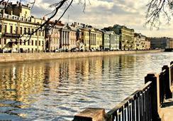 Bed2Bed Na Bolshoy Morskoy Mini-Hotel - サンクトペテルブルク - 目的地