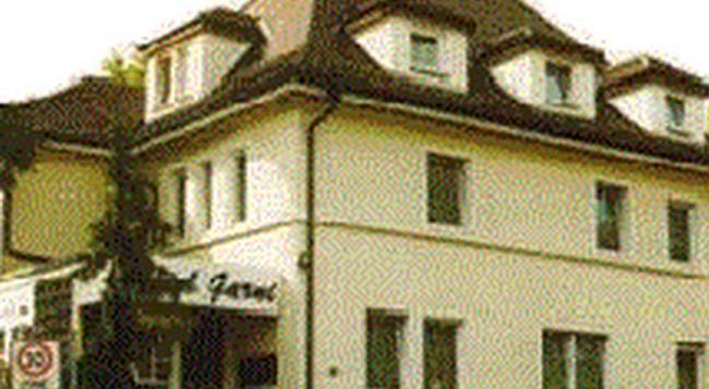 Garni am Römerplatz - ウルム - 建物