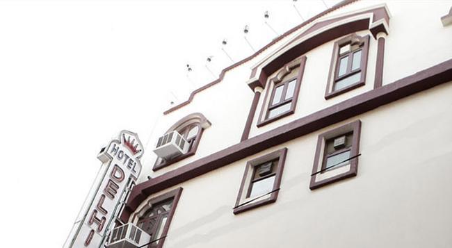 Hotel Delhi Darbar - ニューデリー - 建物