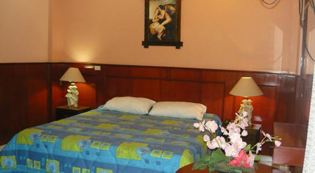 Hotel Princess - Ica - 寝室