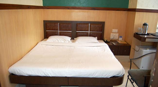 Hotel Ripon Palace - ムンバイ - 寝室