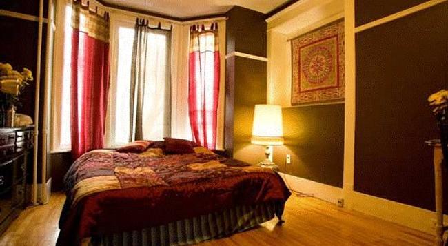 C'mon Inn Hostel - モンクトン - 寝室