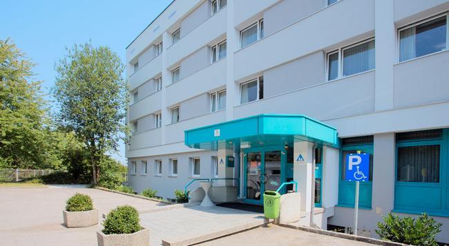 Jugendgästehaus Linz - リンツ - 建物