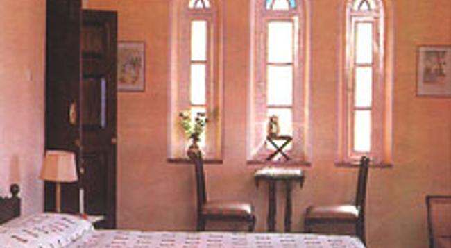 The Green Hotel Palace - Mysore - 寝室