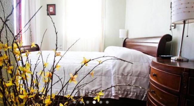 Balcony Guest House - ニューオーリンズ - 寝室