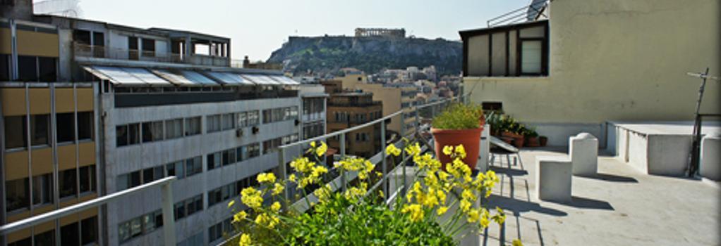 Fivos Hotel - Hostel - アテネ - 建物