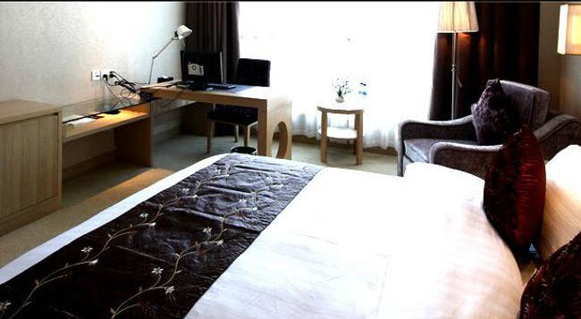 蘇州カナルガーデンホテル - 蘇州市 - 寝室