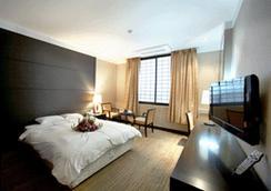 コモドア ホテル ポハン(浦項) - ポハンし - 寝室