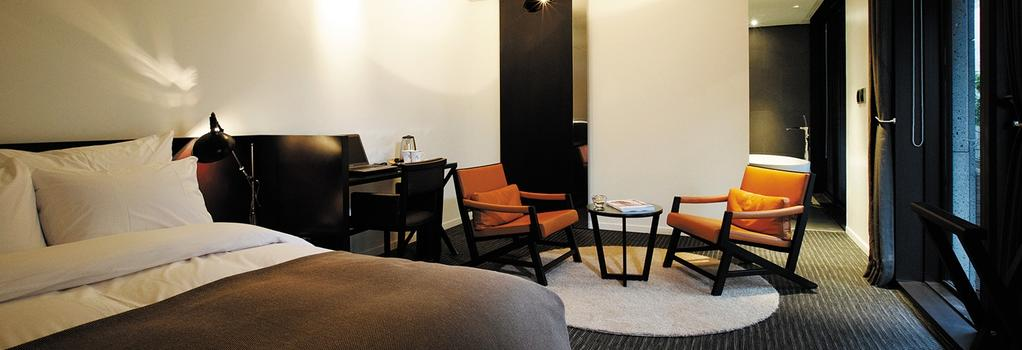 JS ブティック ホテル - ファソンし - 寝室