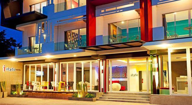 I Style Hua Hin Hotel - ホアヒン - 建物