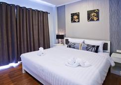 I Style Hua Hin Hotel - ホアヒン - 寝室