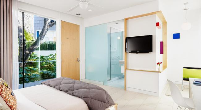 Kimber Modern - オースティン - 寝室
