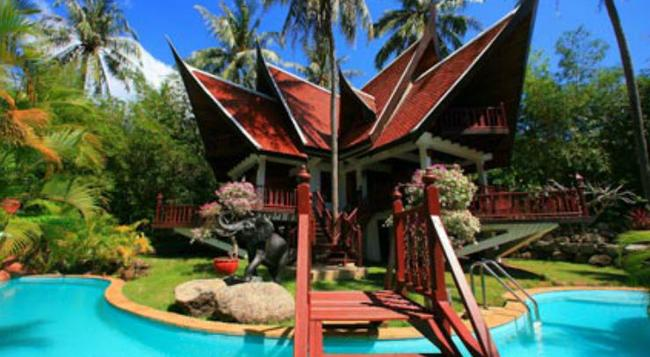 Coco Palace Resort - Rawai - 建物