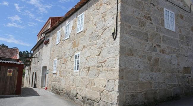 Casa Rural Outeiro - サンシェンショ - 建物