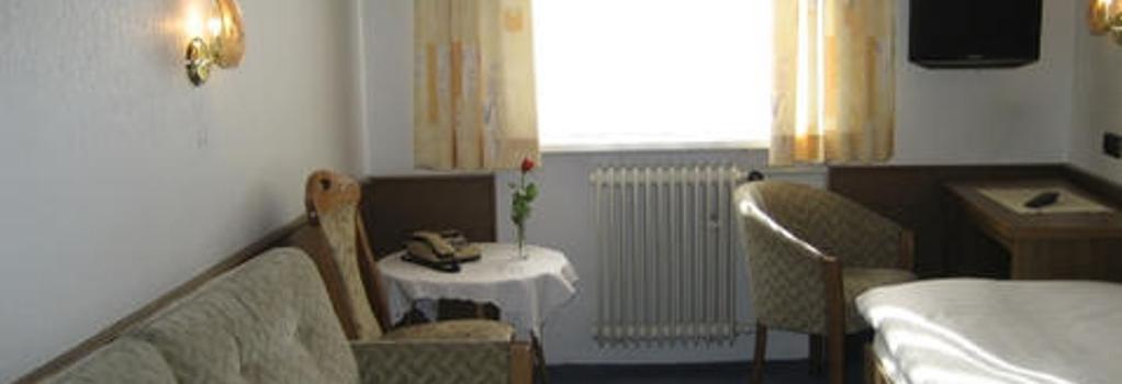Reinhard - コブレンツ - 寝室