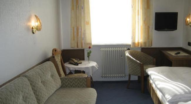 ホテル ラインハルト - コブレンツ - 寝室
