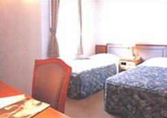 テトランゼ幕張稲毛海岸ホテル - 千葉市 - 寝室