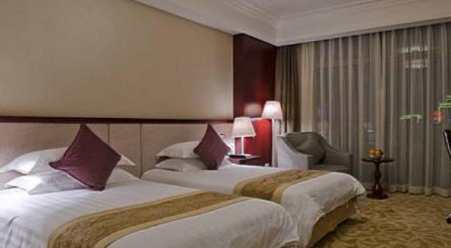 Jiangsu Cuipingshan Hotel - 南京 - 寝室