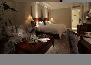 Kingrace Hotel Changshu