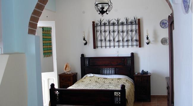 Akti Rooms - Astypalaia - 寝室