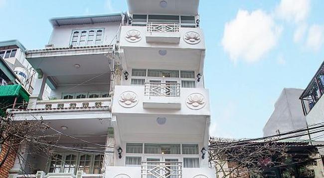 ワイルド ロータス ホテル ホアンキエム - ハノイ - 建物