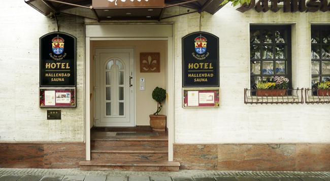 Hotel am Schloss Darmstaedter Hof - Bad Homburg - 建物