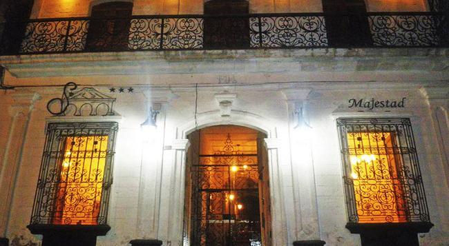 Majestad Boutique Hotel - アレキパ - 建物