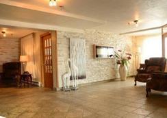 Hotel Les Mouettes - Sept-Îles - ロビー
