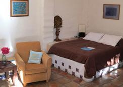 El Angel Azul Hacienda - ラパス - 寝室