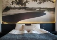 Ringenäs Hotell & Konferens - ハルムスタッド - 寝室