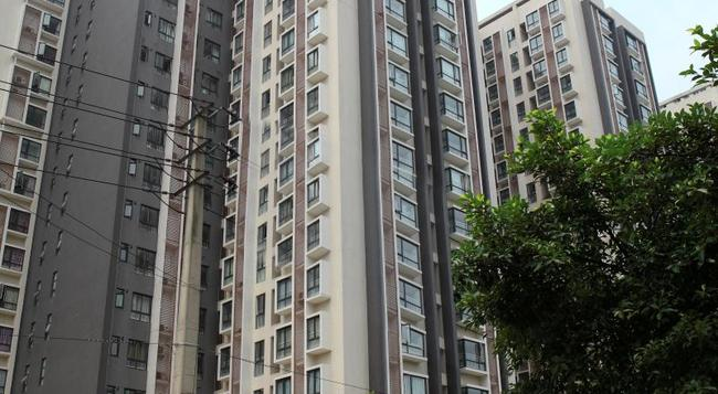 成都 ミングルハウスホテル - 成都 - 建物