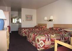 The Virginian Motel - モアブ - 寝室