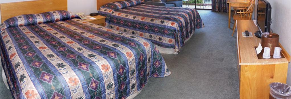 Atlantic Eyrie Lodge - バー・ハーバー - 寝室