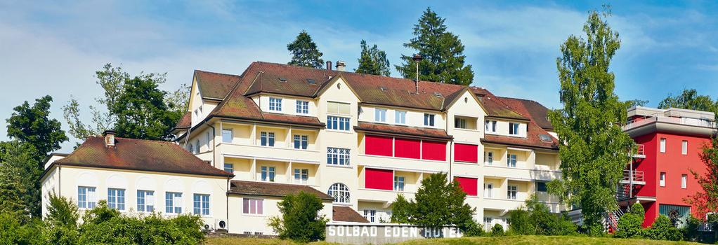 Hotel Eden Im Park - Rheinfelden - 建物