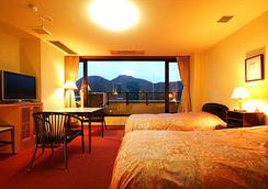 川口屋城崎リバーサイドホテル - 豊岡市 - 寝室
