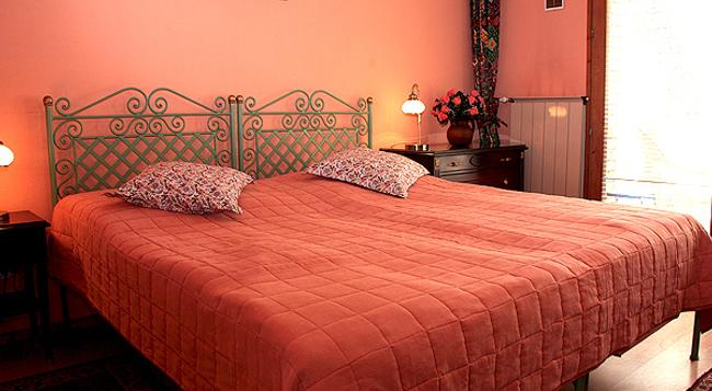 Bellevue Budapest B&B - ブダペスト - 寝室